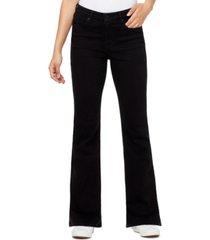 william rast flare skinny jeans