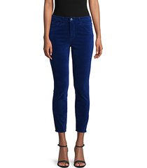 margot velvet pants