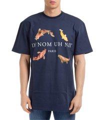ih nom uh nit koi fish t-shirt