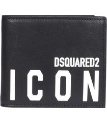 dsquared2 icon logo wallet