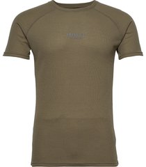 halo military tee t-shirts short-sleeved grön halo
