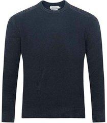 suéter cuello redondo para hombre 02087