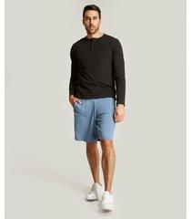 pantaloneta algodón unicolor
