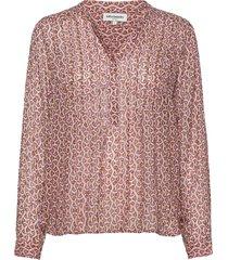 helena shirt blouse lange mouwen roze lollys laundry