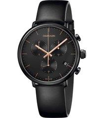 reloj calvin klein - k8m274cb - hombre