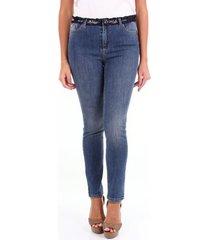 skinny jeans twin set 191mp2483