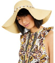 steve madden beach bound floppy hat