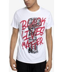 sean john men's black lives matter fist tee