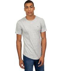 camiseta masculina detalhe diagonal - masculino