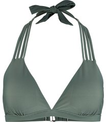 reggiseno a triangolo per bikini (verde) - bodyflirt