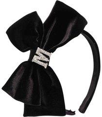 monnalisa girl black headband