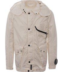 c.p. company millie miglia goggle jacket - quartz 099a-5363m-103