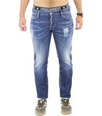 cowboy broek slim jean