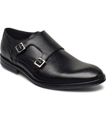 citistridemonk shoes business monks svart clarks