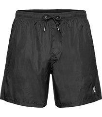 swim shorts badshorts svart bls hafnia