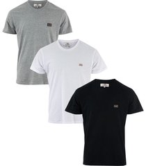 mens baxter 3 pack t-shirt