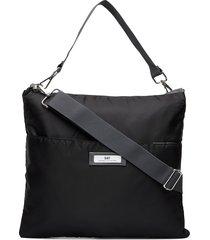 day gweneth practic hobo bags top handle bags zwart day et