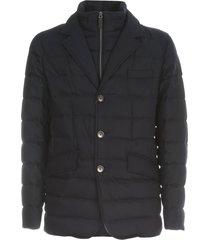 high neck herno jacket