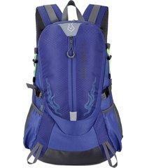 mochila/ impermeable amantes al aire libre mountaineer bag-