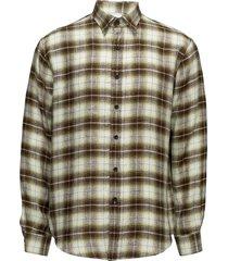 soft shirt overhemd casual geel hope