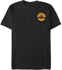 fifth sun star wars men's chewie since '77 retro pocket short sleeve t-shirt