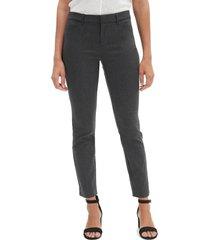 pantalon skinny ankle gris gap