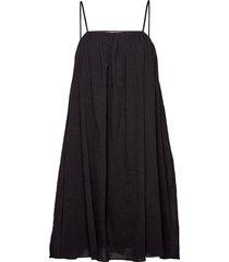 karla short dress 11463 korte jurk zwart samsøe samsøe