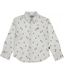 camisa gris biffa's new jersey