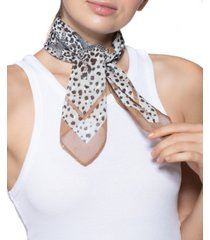 inc international concepts animal dot bandana scarf, created for macy's