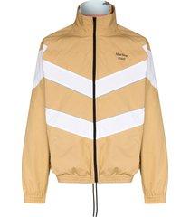 martine rose fleece lined jacket - neutrals