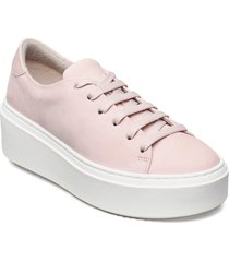 woms lace-up sneakers skor röd tamaris