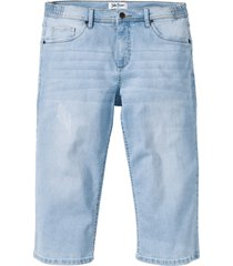 jeans a pinocchietto elasticizzati regular fit (blu) - john baner jeanswear