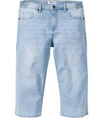 jeans elasticizzato comfort 3/4 regular fit (blu) - john baner jeanswear