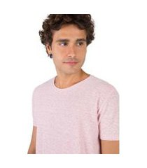 camiseta básica botonê taco masculina