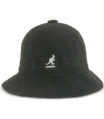 kangol men's bermuda casual bucket hat