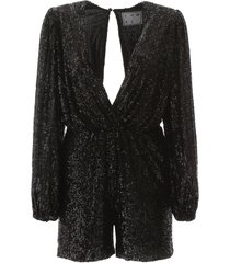 in the mood for love sequins jumpsuit