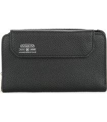 as2ov shrink short wallet - black