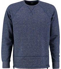 diesel blauwe sweater