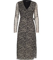 sl jewel dress dresses wrap dresses multi/mönstrad soaked in luxury