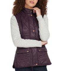 barbour wrey fleece-lined vest