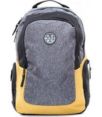 mochila escolar gris maui and sons