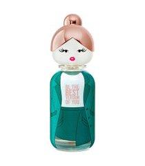 perfume benetton sisterland green jasmine feminino eau de toilette 80ml único