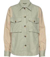 selene jacket outerwear jackets utility jackets beige second female