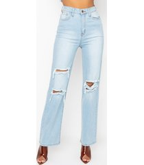 akira almost over high waist relaxed jeans