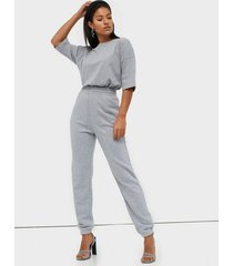 missguided co ord t-shirt jogger set jumpsuits
