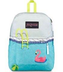 morral jansport high stakes azul