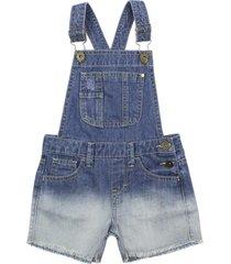 jardinera jeans transversal azul ficcus