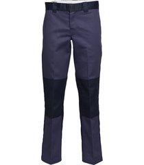 ezel casual byxor vardsgsbyxor blå dickies