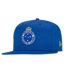 boné aba reta do cruzeiro new era 950 - snapback - adulto