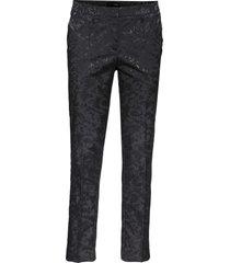pantaloni jacquard (nero) - bodyflirt
